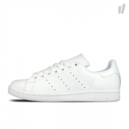 finest selection e7917 fbcff All-White Adidas' Stan Smith Sneakers: Price and Where to ...