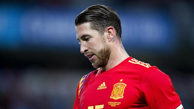 With the Real Madrid defender set to win his 150th international cap, Sergio Ramos wants to become Spain's most-capped player.