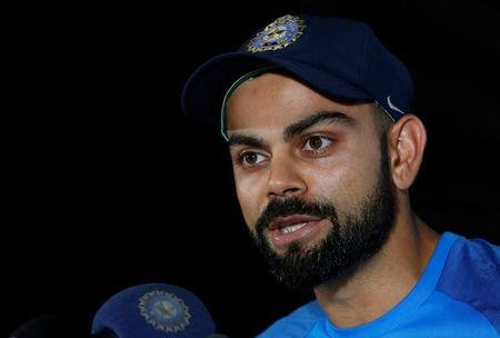 Cricket - India team news conference