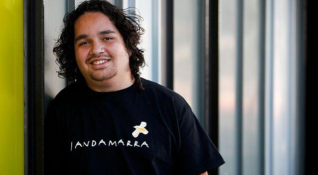 Jandamarra O'Shane was doused with petrol and set alight in 1996. Photo: AAP / Cameron Laird