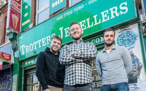 Trotters Jewellers