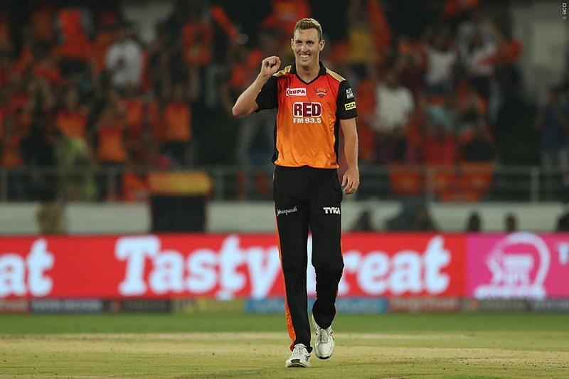 Billy Stanlake is the fastest bowler SRH have but might not get a game