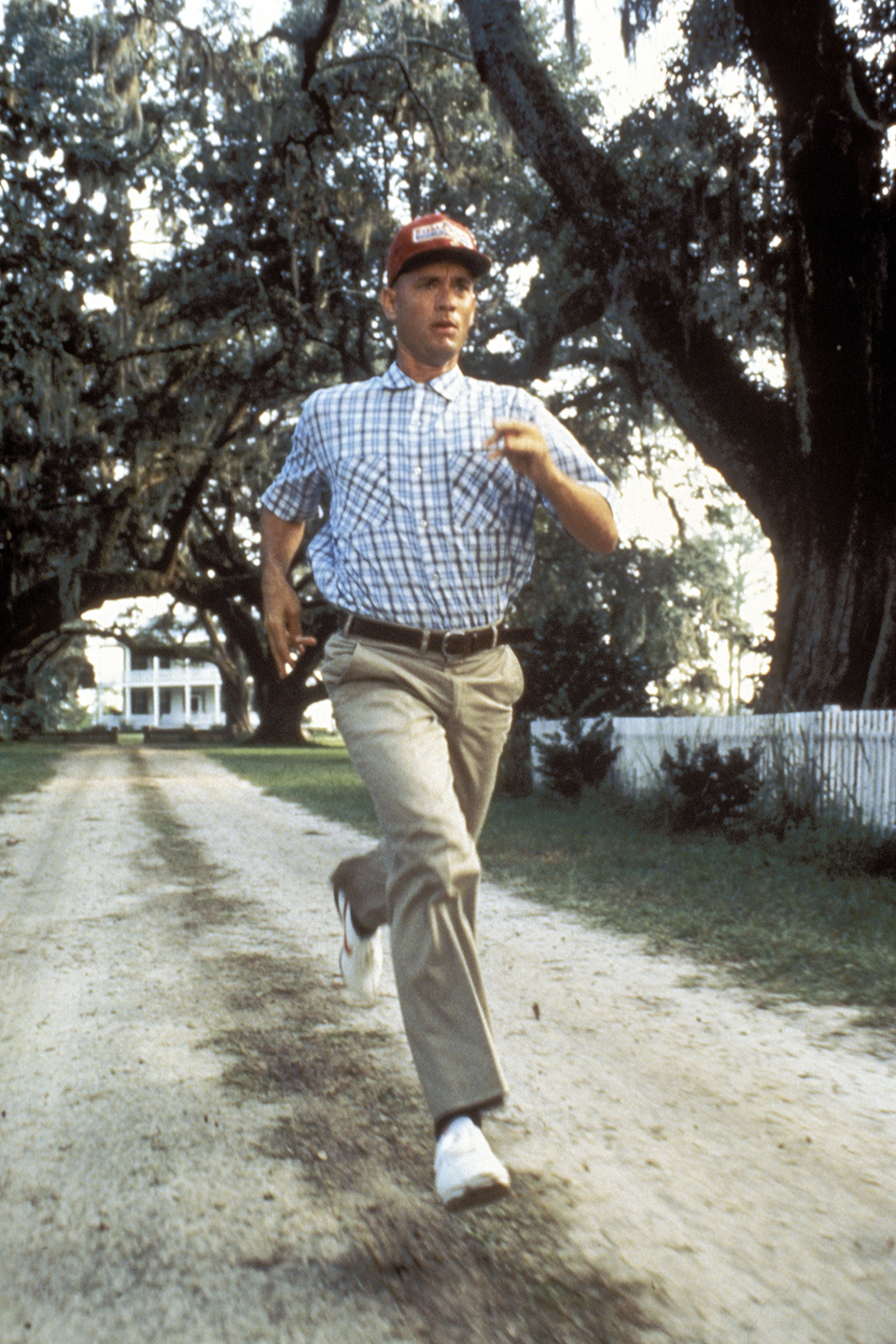 <p>Forrest visited a wide variety of locations during his travels (especially when he ran back and forth across the country multiple times), but he always returned to his hometown of Greenbow, Alabama. </p>