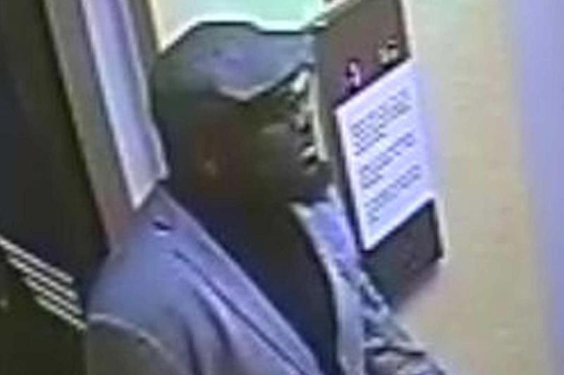 Police want to speak to this man in connection with the attack (Metropolitan Police)