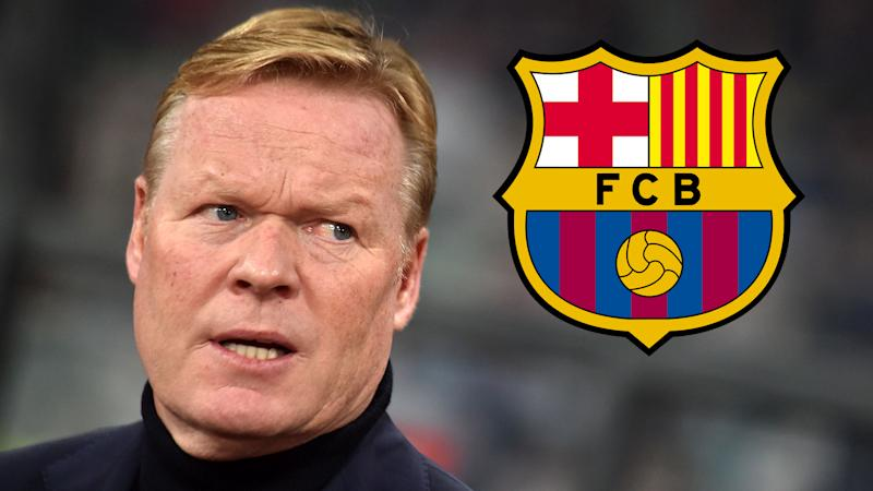 I have not received a call from Koeman - Boadu on Barcelona rumors