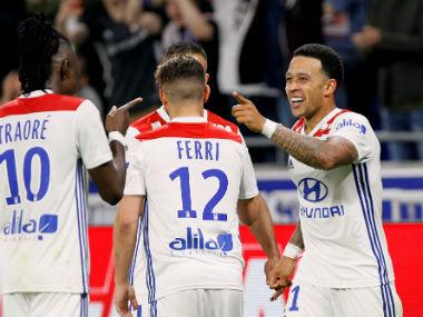 Ligue 1: Memphis Depay helps Lyon snap winless streak with victory over Angers, maintain push for Champions League spots