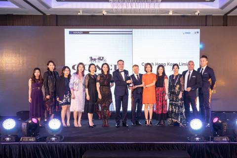 COACH Hong Kong Named 'Best Company to Work for in Asia 2019' by HR Asia Magazine