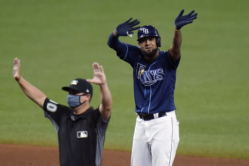 Cubs acquire 1B/OF José Martínez in trade with Rays