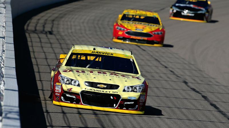 NASCAR results from Kansas: Kevin Harvick punches ticket to semifinal round of Chase