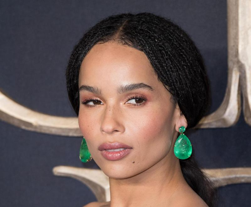 Actor: Zoe Kravitz (Photo by Jeff Spicer/Getty Images) (Getty Images)