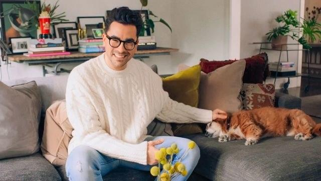 73 Questions With Dan Levy: Beyoncé, Blueberry Ricotta Pancakes, and Being an Introvert