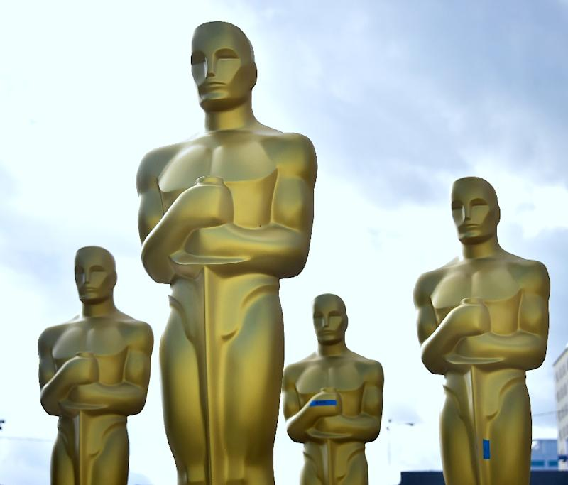 With the Oscars just days away, industry figures have tried to strike a reflective, humble tone in light of a glut of recent controversies that have dogged Hollywood