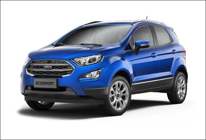 Ford India has launched the all new Ford EcoSport, four years after the  car introduced a new segment in the Indian auto industry. The Ford  EcoSport got a facelift in the increasingly competitive compact SUV  segment.