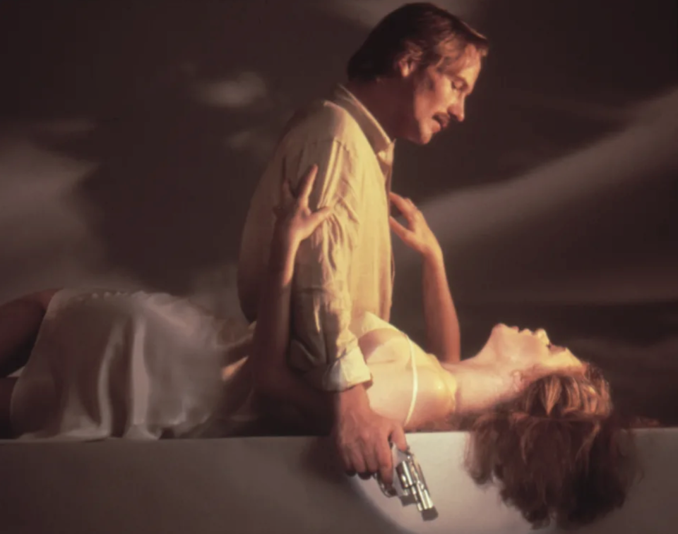 'Body Heat' at 40: Kathleen Turner recalls 'misguided' decision to film all-nude sex scene on the first day.