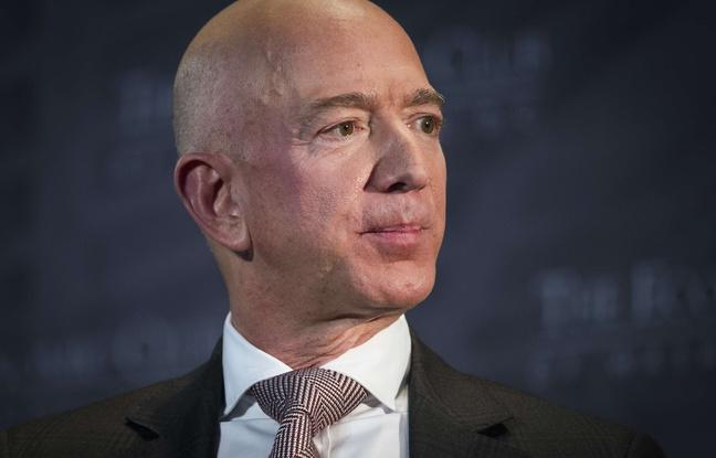 Jeff Bezos d'Amazon victime d'un chantage aux photos de nus
