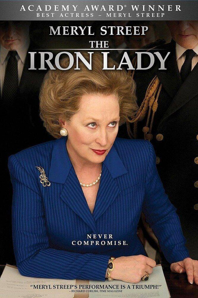 "Streep has been nominated more than any actor ever for both the Oscars and the Golden Globes -- 18 times and 28 times respectively -- so we're used to seeing her take on a variety of roles. In 2011, she transformed into ""The Iron Lady"" herself, Margaret Thatcher, and gave an Oscar-winning performance."