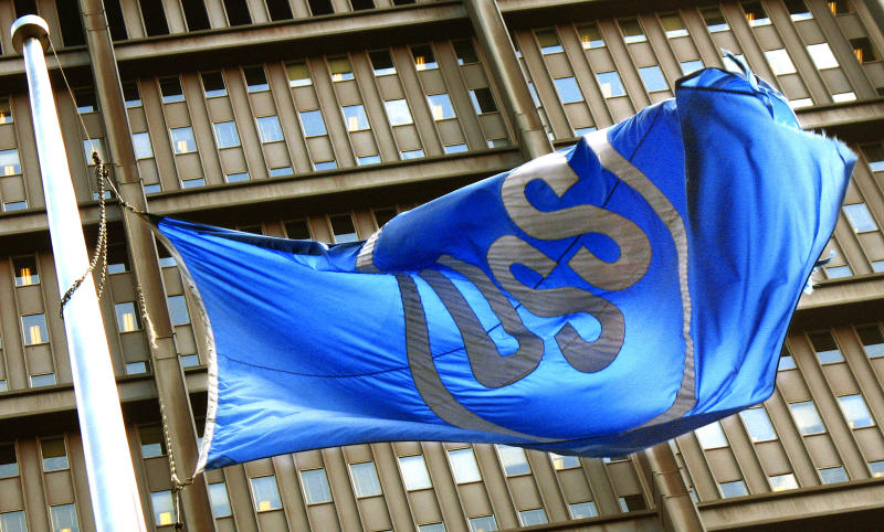 US Steel's 4Q loss widens on charges, shipments