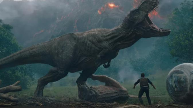 Jurassic World. (Universal Pictures)