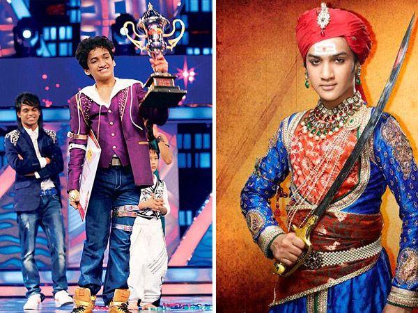 "<p><strong>Faisal khan:</strong> This little champ from the famous dance reality show Dance India Dance Li'l Masters became audience's favourite with every twist and turn. His moves and grooves left the judge in awe of this little kid who is also a âœsuperb dancerâ"".  The 13-year-old won the second season of Dance India Dance Li'l Masters taking home the trophy.  But this wasn't the end in fact, it proved to be the beginning of a star. Soon Faisal bagged the role of the young Maharana Pratab for the historical show Bharat ka veer putra ⓠMaharana Pratab on Sony televion and aspires to do much more.</p>"
