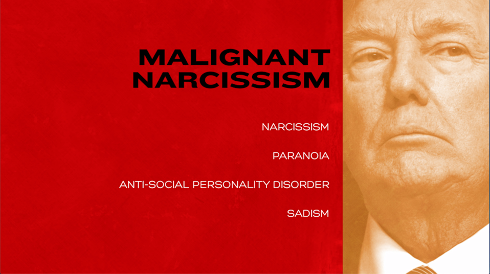 """""""#Unfit: The Psychology of Donald Trump"""" analyzes the president's mental health."""