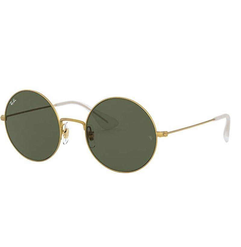 """<p><strong>Ray-Ban</strong></p><p>amazon.com</p><p><strong>$143.00</strong></p><p><a href=""""https://www.amazon.com/dp/B07RBSXPXG?tag=syn-yahoo-20&ascsubtag=%5Bartid%7C10054.g.32958300%5Bsrc%7Cyahoo-us"""" rel=""""nofollow noopener"""" target=""""_blank"""" data-ylk=""""slk:Buy"""" class=""""link rapid-noclick-resp"""">Buy</a></p><p>A little Lennon energy goes a long way. </p>"""