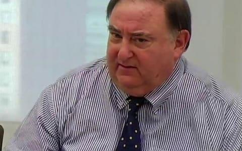 Stefan Halper, a Cambridge University academic and former Republican adviser