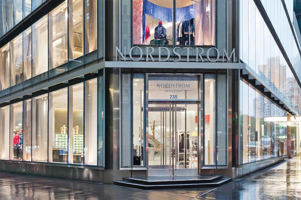 Nordstrom's men store in NYC - Credit: Courtesy of Nordstrom