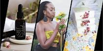 "<p>If ever there was a time for us to invest in self-care it's now amid a global pandemic. It's also a good opportunity to support Black-owned wellness brands, who have for too long been sidelined in favour of more widely promoted high-profile labels. </p><p>We asked Janet Oganah - founder of Janet's List, an <a href=""https://janetslist.co.uk/"" rel=""nofollow noopener"" target=""_blank"" data-ylk=""slk:online shopping destination"" class=""link rapid-noclick-resp"">online shopping destination</a> that curates brands owned by women of colour - to curate a guide to the very best Black-owned independent wellness brands to expand your shopping horizons. To see more of the products in real life, visit Coco de Mer's Covent Garden store, where the boutique is selling an edit from Janet's List in celebration of Black History Month.</p><p> Read on to see Oganah's top choices, and then sit back and relax.</p>"