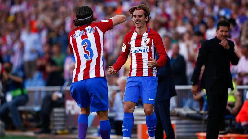 9 - Atletico Madrid