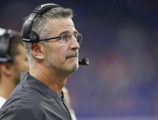 Colts, Frank Reich not stressed over 'subpar' run game