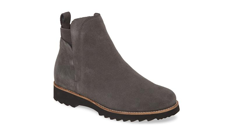 Waterproof booties to brighten up those mucky, gray winter days. (Photo: Nordstrom)