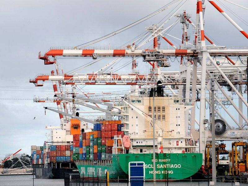 Trade deficit widens in November