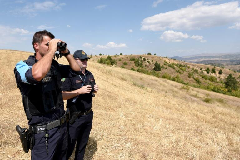 Frontex currently has up to 1,500 officers active at any time
