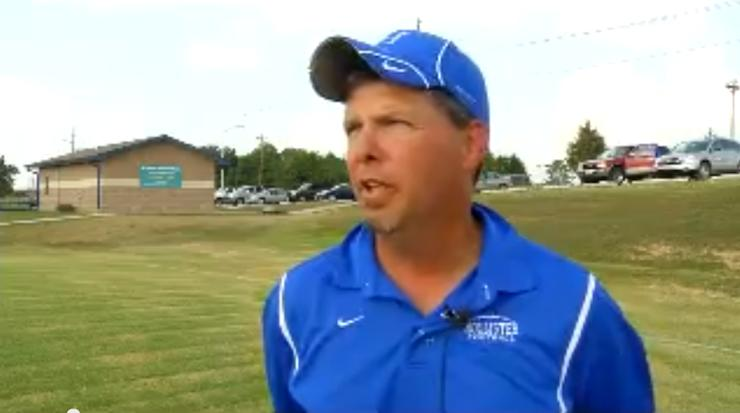 Now former Hollister football coach Kevin Roepke stepped down to start a homeless shelter — YouTube