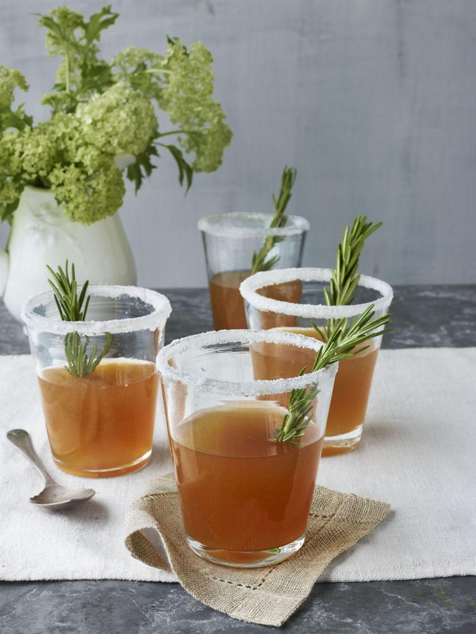 "<p>A verdant herb sprig, sugared rim, and dash of honey—swapped in for orange liqueur—update the classic Cognac cocktail.</p><p><strong><a href=""https://www.countryliving.com/food-drinks/recipes/a4153/rosemary-infused-honey-sidecars-recipe-clv0413/"" rel=""nofollow noopener"" target=""_blank"" data-ylk=""slk:Get the recipe"" class=""link rapid-noclick-resp"">Get the recipe</a>.</strong></p><p><a class=""link rapid-noclick-resp"" href=""https://www.amazon.com/Expert-Cocktail-Shaker-Home-Bar/dp/B01MXRSMZP?tag=syn-yahoo-20&ascsubtag=%5Bartid%7C10050.g.738%5Bsrc%7Cyahoo-us"" rel=""nofollow noopener"" target=""_blank"" data-ylk=""slk:SHOP BAR TOOLS"">SHOP BAR TOOLS</a> </p>"
