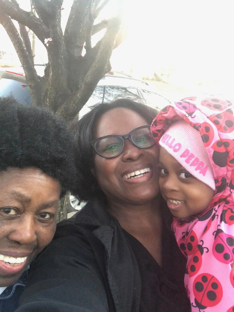 I'm the Sandwich Generation: Here's How I Care for My Toddler and Mom With Dementia