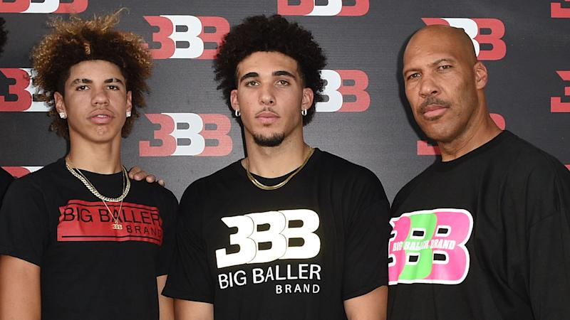 Big Baller Brand in hot water with Better Business Bureau, apparel company