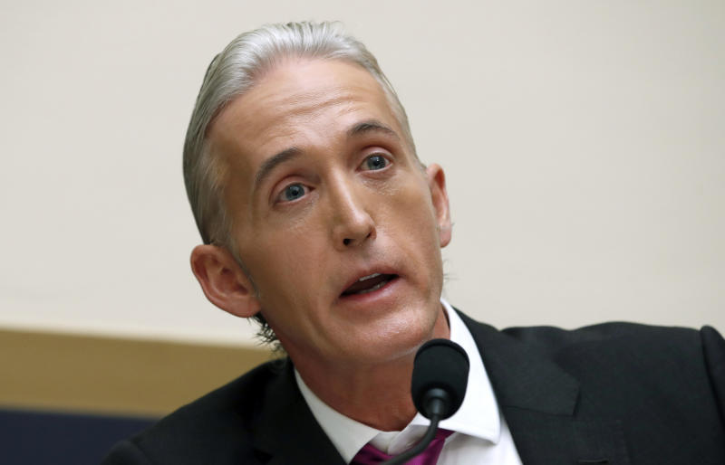 What the Media Overlooked in Trey Gowdy Interview