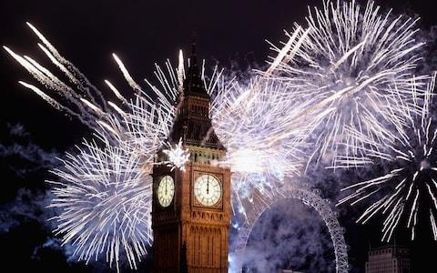 The bell will chime on New Year's Eve and other special occasions - Credit: Dan Kitwood/Getty