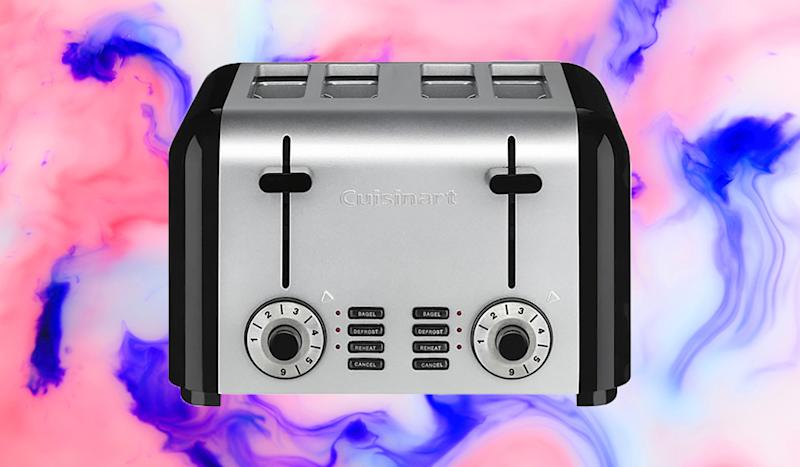 Never fight over toaster space again. (Photo: JCPenney)