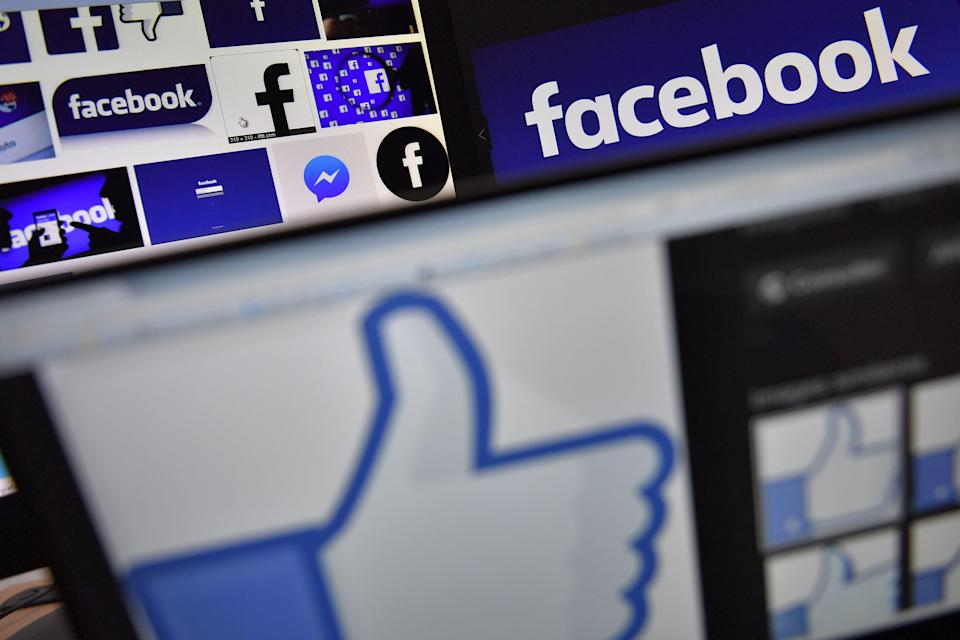 Facebook's default setting made be as safe as you think (Getty)