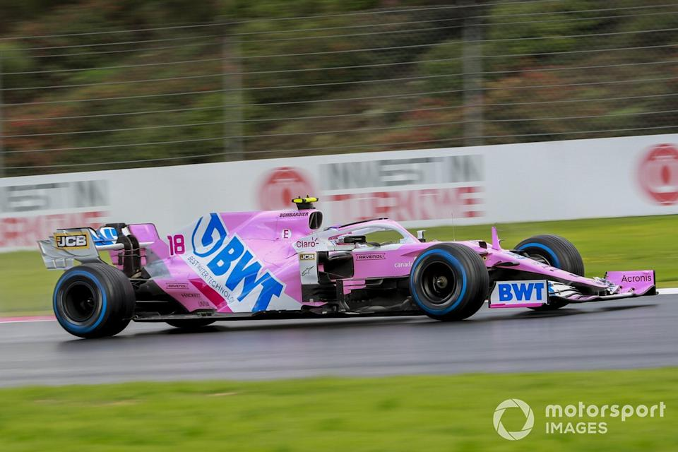 """Lance Stroll, Racing Point RP20<span class=""""copyright"""">Steven Tee / Motorsport Images</span>"""