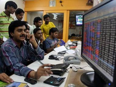 Markets close with gains: Sensex rises 114 points, Nifty above 9,100-mark; ITC top gainer, rallies over 7%