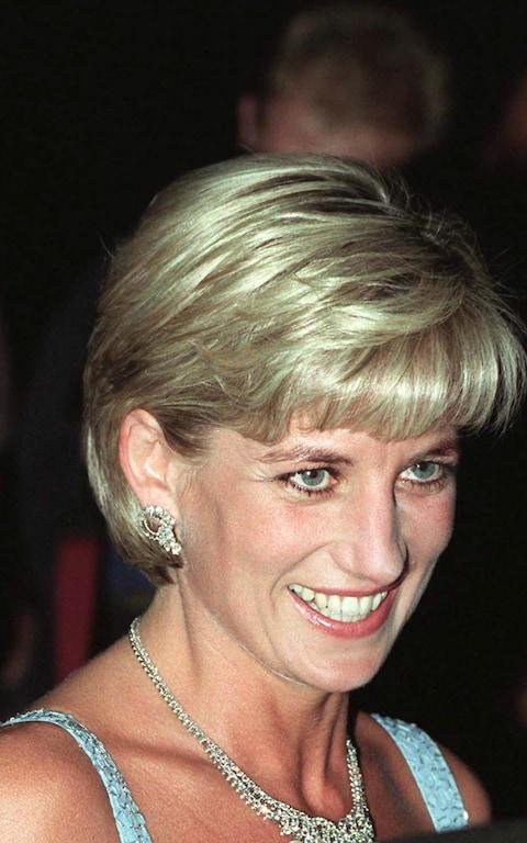 Princess Diana Royal Albert Hall 1997 - Credit: Tim Graham/Getty Images