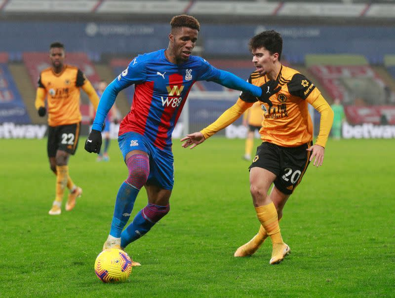 Premier League - Crystal Palace v Wolverhampton Wanderers
