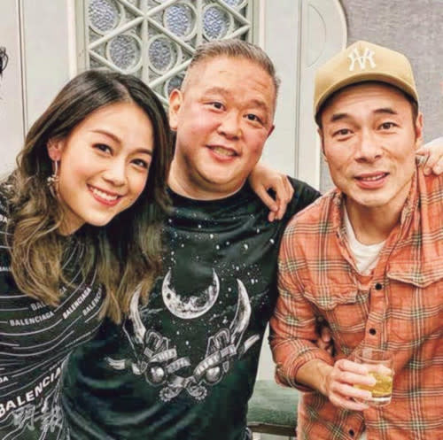 Andy was previously slammed for his scandalous affair with Jacqueline Wong