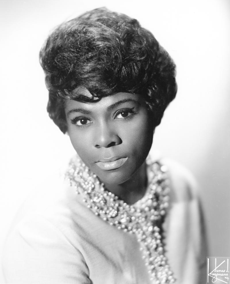 UNSPECIFIED - JANUARY 01: Photo of Dee Dee WARWICK; Posed studio portrait of Dee Dee Warwick (Photo by Gilles Petard/Redferns)