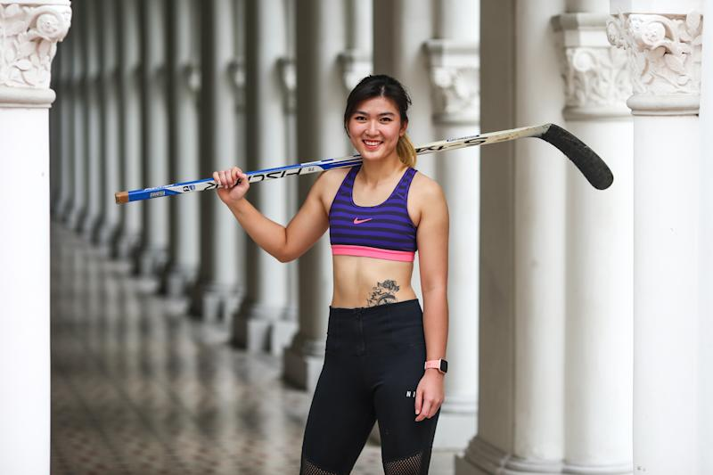 Singapore #Fitspo of the Week: Tiffany Ong. (PHOTO: Cheryl Tay)