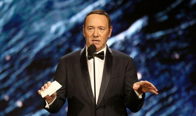 Kevin Spacey sued by two men over alleged abuse in 1980s when they were 14