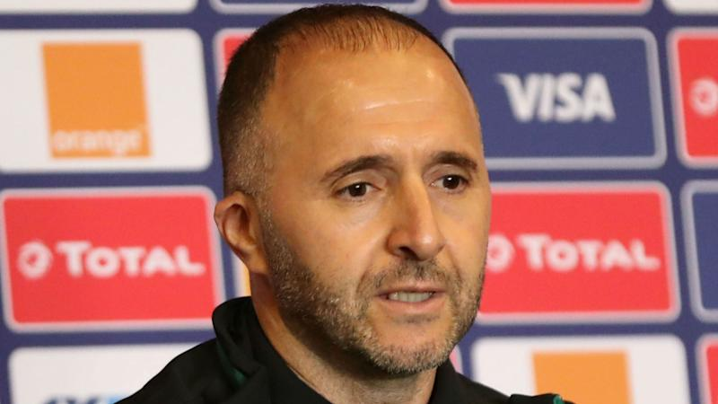 Afcon 2019: Belmadi urges African countries to trust local coaches